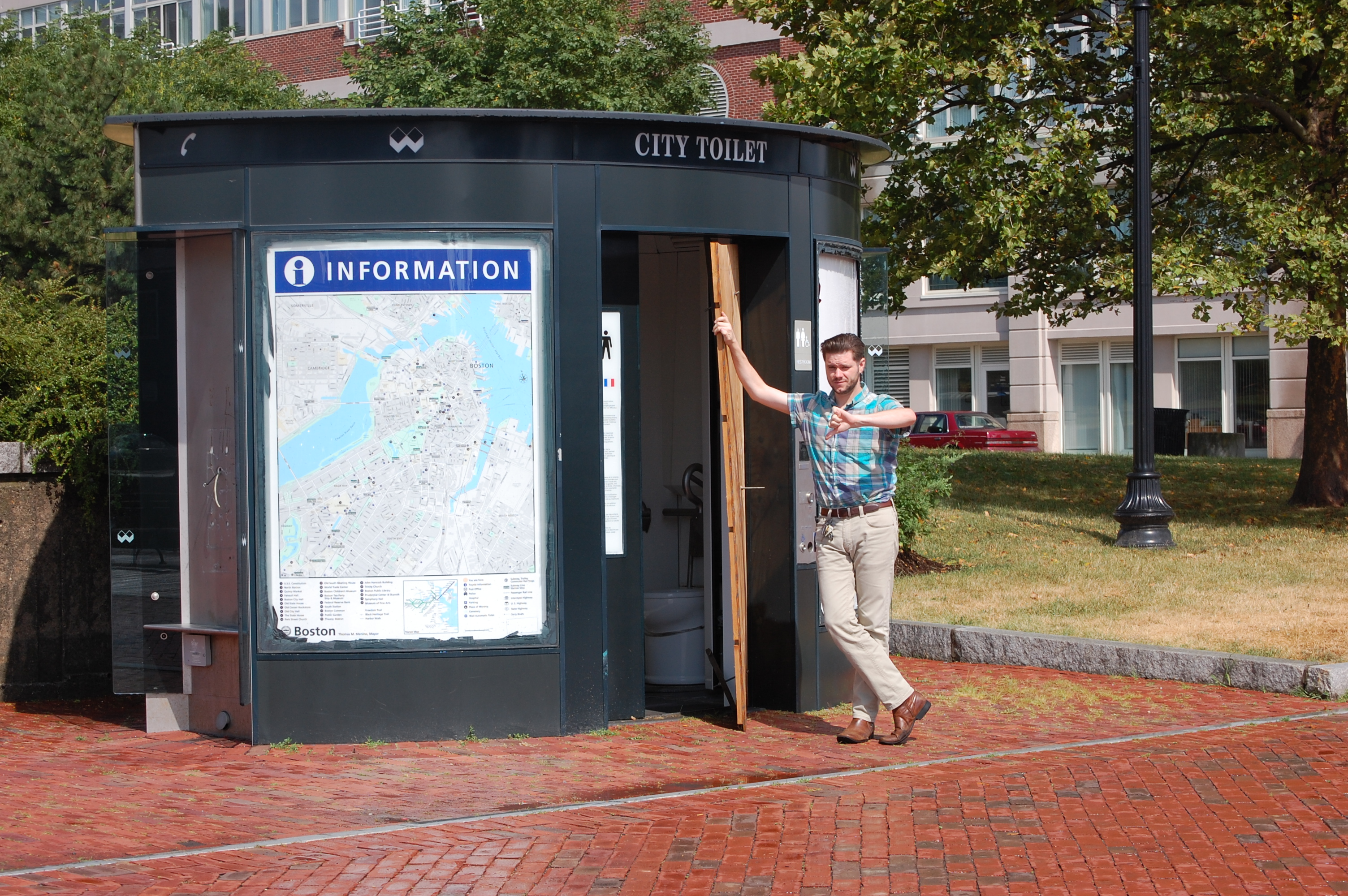 Are There Enough Public Restrooms In Boston?