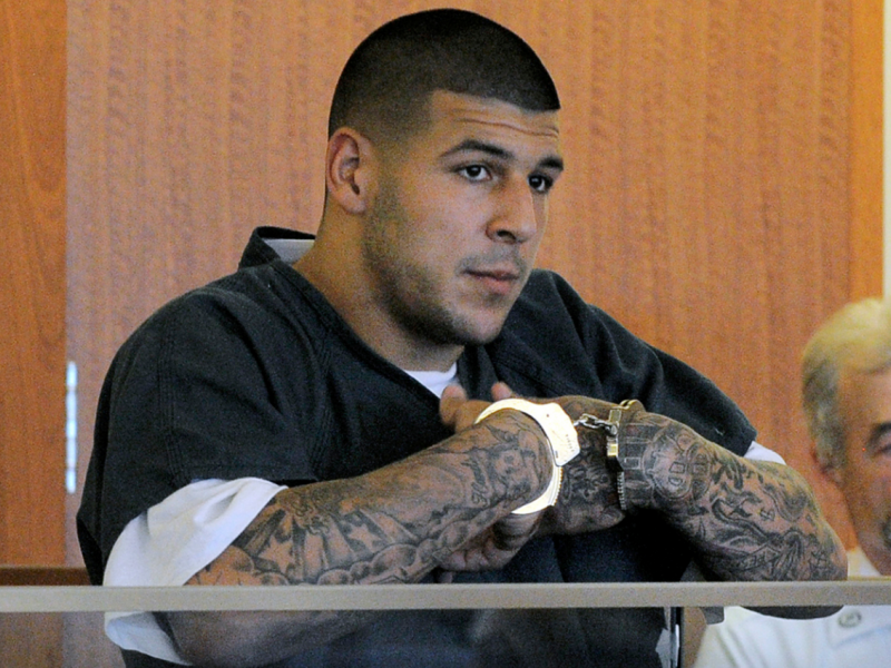 Ex-Patriot Ans Convicted Killer Aaron Hernandez Faces 2 More Murder Charges