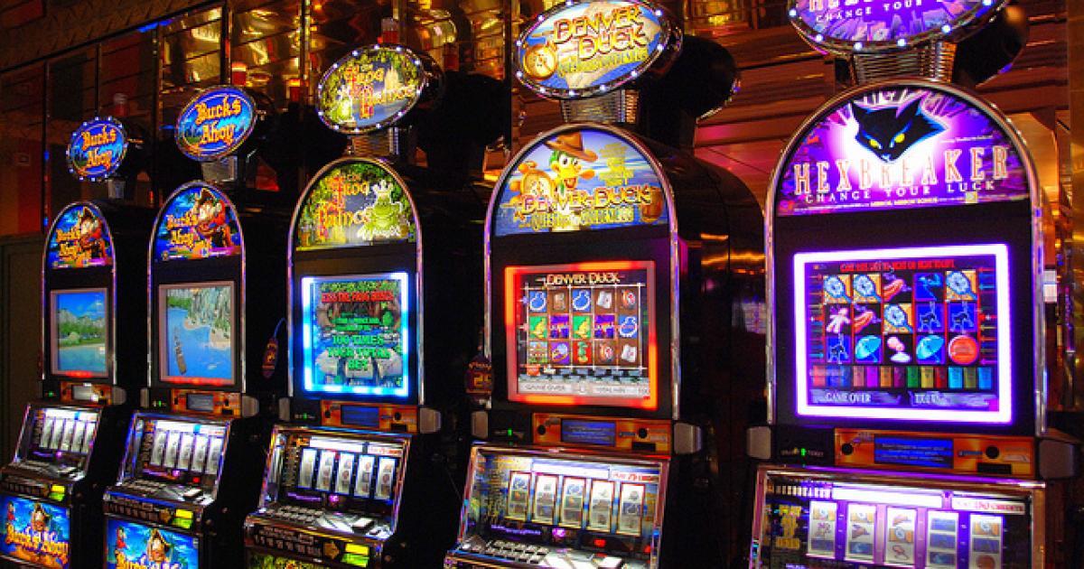 Vendita slot machines usate casino northfield park ohio