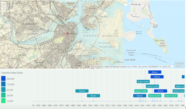 Interactive Maps Exploring A Drowning City WGBH News - Boston on map of us