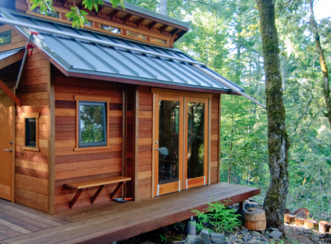 Tiny Homes Are One Eco Friendly Solution To Affordable Housing