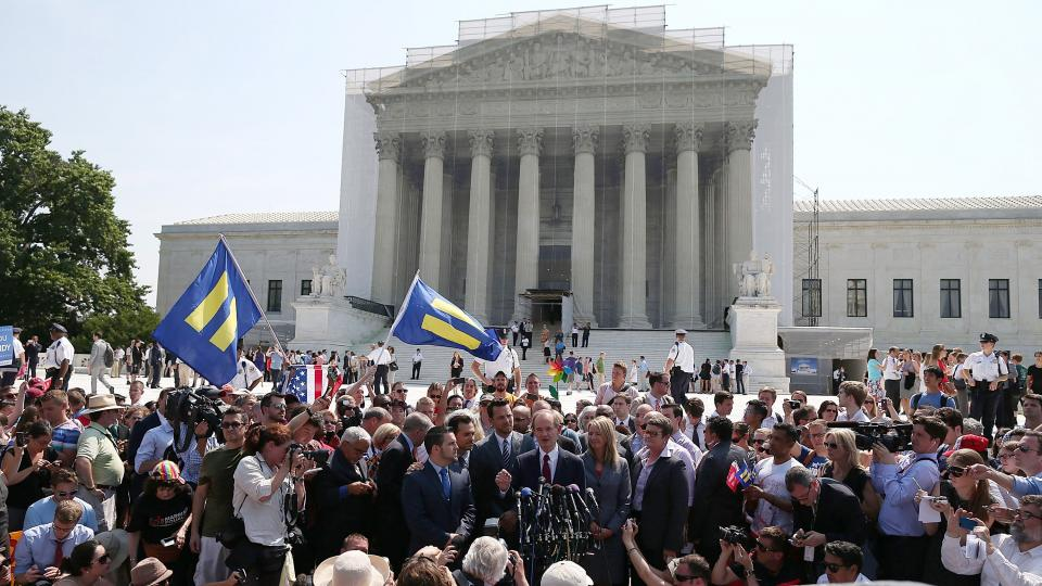 BREAKING: DOMA Declared Unconstitutional By SCOTUS [Update]