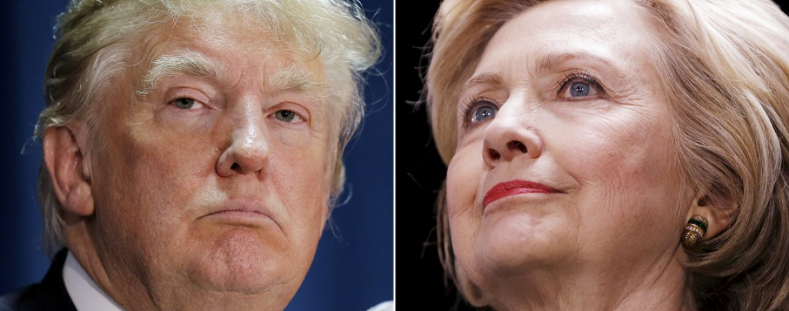 Why is the Clinton Trump debate different from other presidential debates?