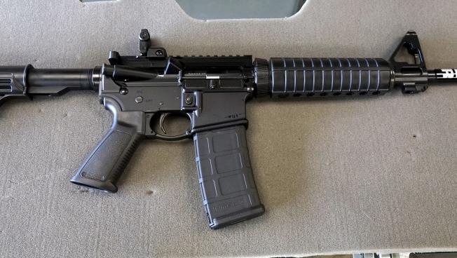 Here's why I own an AR-15 | WGBH News R15 Arma