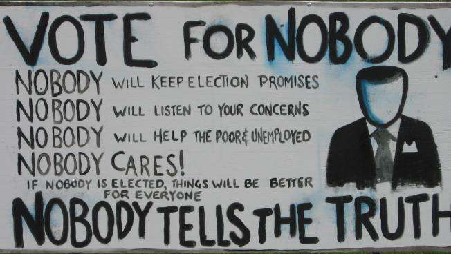 Ben Sargent: Non-Voters Get Non-Government