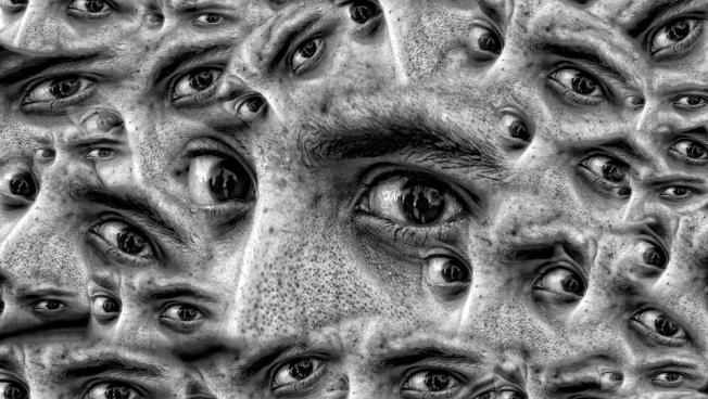 eye collage