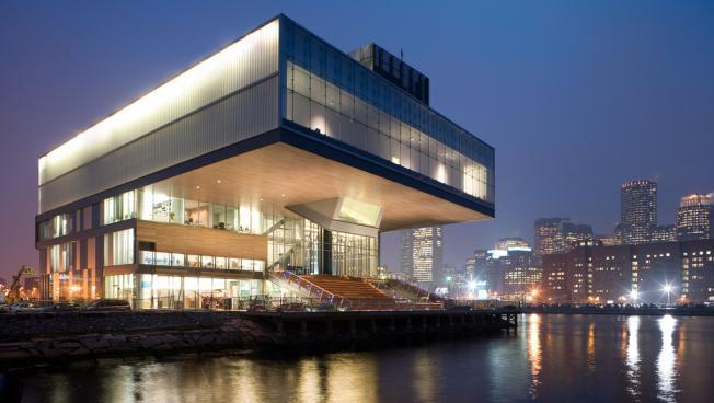 The Institute of Contemporary Art, Boston