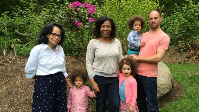 Interracial couple worried about skin head neighbors