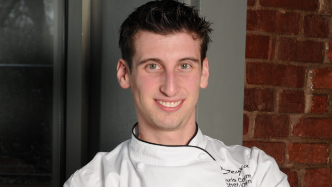 "Boston Chef Chris Coombs Culinary Host of Forbes ""30 under 30"""