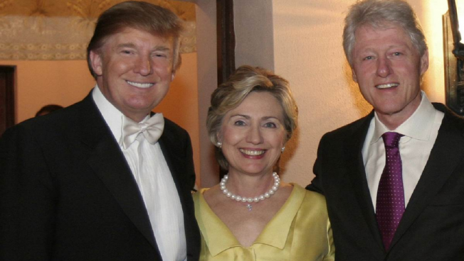 Five Reasons Why The Media Are Piling On Clinton And Giving Trump A Pass