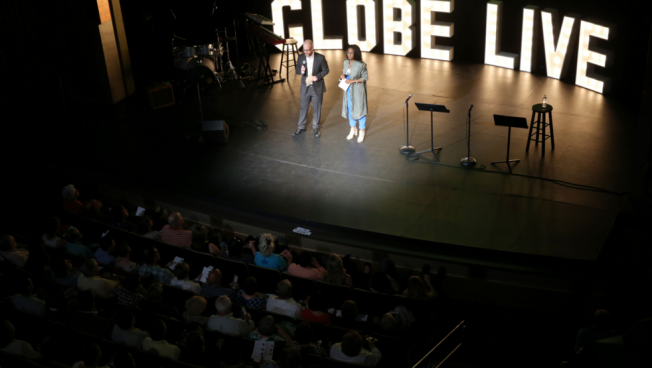 The Boston Globe's Storytelling Event Reinforces Community Ties