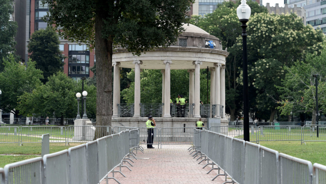 Free Speech Banned On Boston Common: The City's Ignominious Failure