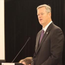 Baker testified before health policy experts on ways to stem the sector's growing cost.