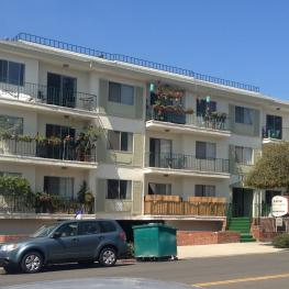 Whitey Bulger's Santa Monica apartment