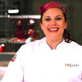 Top Chef Karen Akunowicz