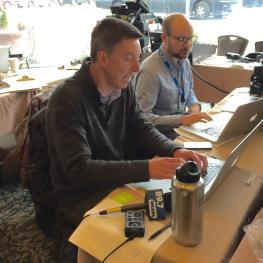WGBHnews Reporter Adam Reilly Prepares For NH Primary Coverage