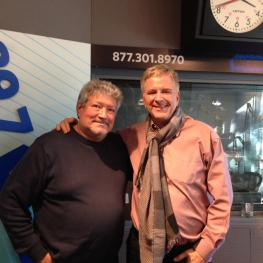 WGBH's Henry Santoro interviews Travel Guru Rick Steves about European Travel