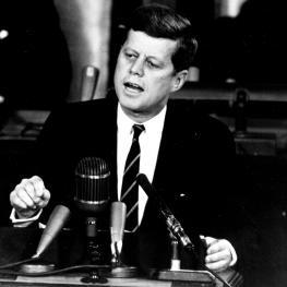 JFK speech to Congress