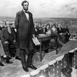 Abraham Lincoln's 1860 Presidential campaign was a pivotal election