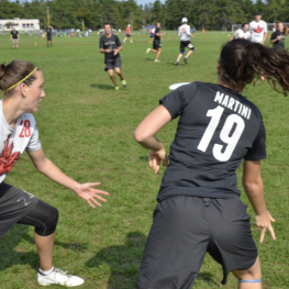 US Ultimate Frisbee Players Have Their Eyes On The Olympics