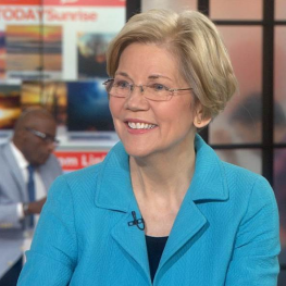 Sen. Warren, In Her New Book, Aims To Connect With Women Who Are Economically Short Changed