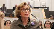 """Sen. Harriette Chandler told lawmakers Tuesday her bill """"ensures that no changes at the federal level"""" could impact women's contraceptive access in Massachusetts."""