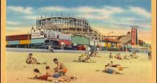 Vintage Revere Beach Postcard