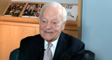Bob Schieffer in Cambridge, MA 2017