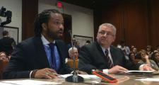 Rep. Evandro Carvalho testified in favor of the bill.