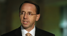 Toxic Trump: Rosenstein Is Only The Latest Example. Why Is The GOP Still Cowed?