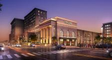 There are high civic hopes for the MGM Springfield casino, shown here in an artist's rendering and slated to open in late 2018