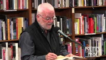 Russell banks reads from his travel memoir, Voyager.