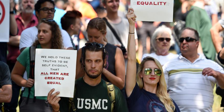 news.wgbh.org - 8 Observations On The 'Free Speech' Rally And Counter Protests In Boston