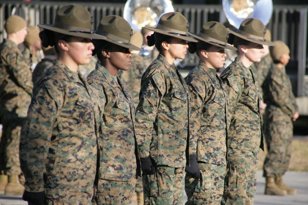 women in military essays