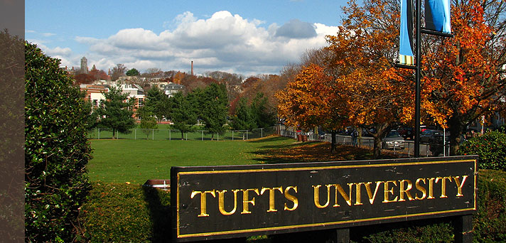 Tufts University in USA