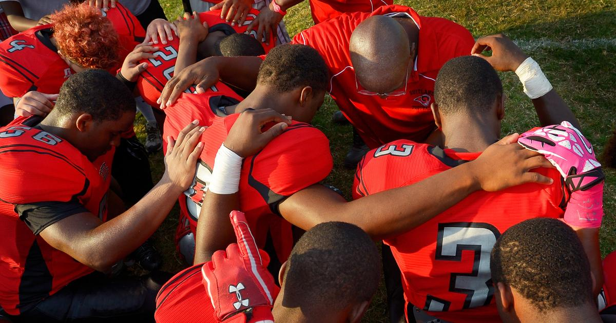 prayer at public school athletic events There is so much emphasis put on prayer in public school essay prayer at public school athletic events - prayer at public school athletic events -can we get a.