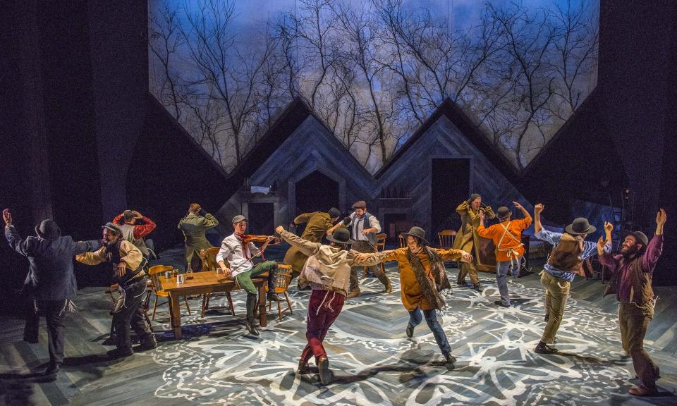 Arts This Week Fiddler On The Roof Murder On The Polar