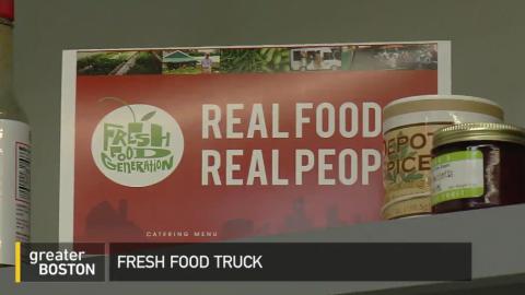 Dudley Square Food Trucks