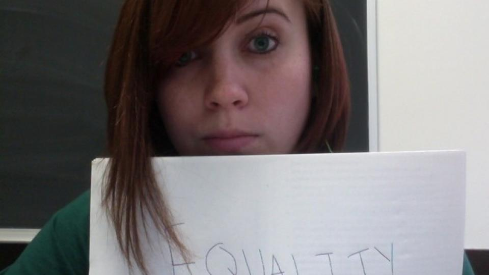 Americans Want More Equality >> Dear Mr. President: Tell Obama Your Priority For His Second Term | WGBH News