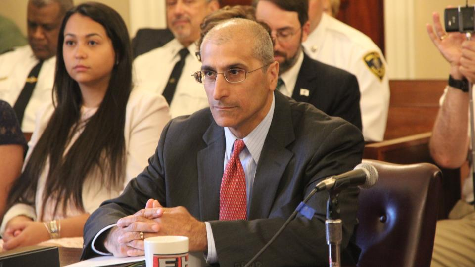Superior Court Judge Frank Gaziano is Gov. Charlie Baker's pick to sit on the Supreme Judicial Court.