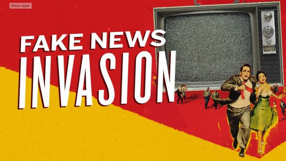 Facebook didn't invent fake news, but it sure made it easier to find.