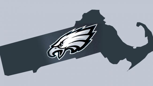 Eagles Logo In Massachusetts