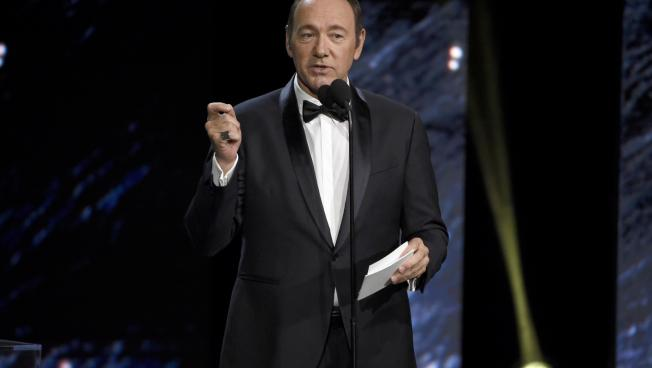 What jury convicted Kevin Spacey?
