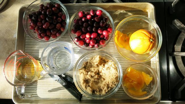 Chris America S Test Kitchen Cranberry Orange