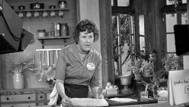 'Sweet Child O' Mine,' Julia Child Mash-Up Honors America's First Top Chef | WGBH News