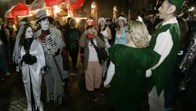 Five Takeaways From Salem's Halloween Crowd Control Wizardry ...