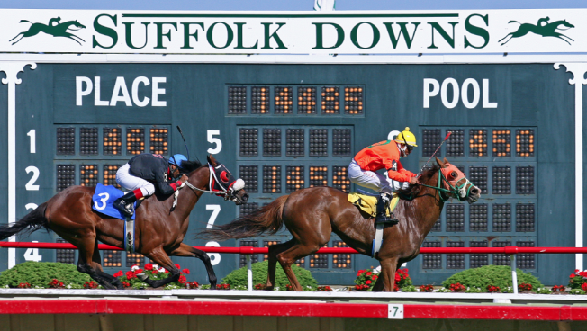 Suffolk Downs: The Race For Amazon