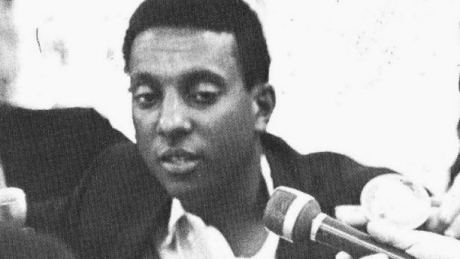 Of Stokely Carmichael ...