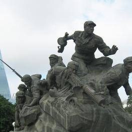 Pyongyang Korean War Memorial