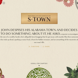 Yes, 'S-Town' Is Voyeuristic. It's Also A Brilliantly Insightful Look At The Human Condition.